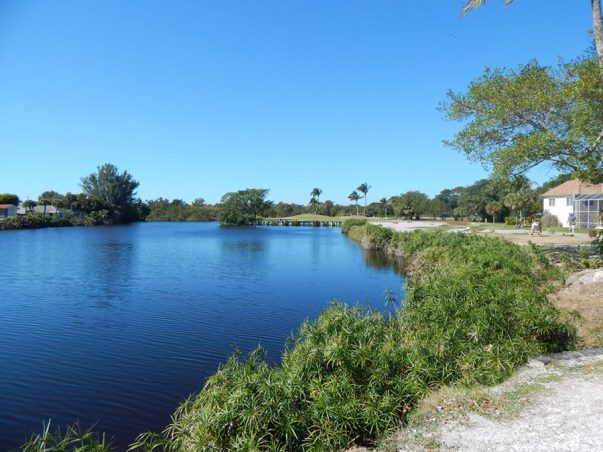 Sanibel Island Golf Course (or Beachview): Sanibel Slough