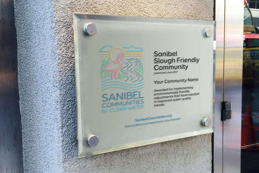 Sanibel Slough Friendly Community Award